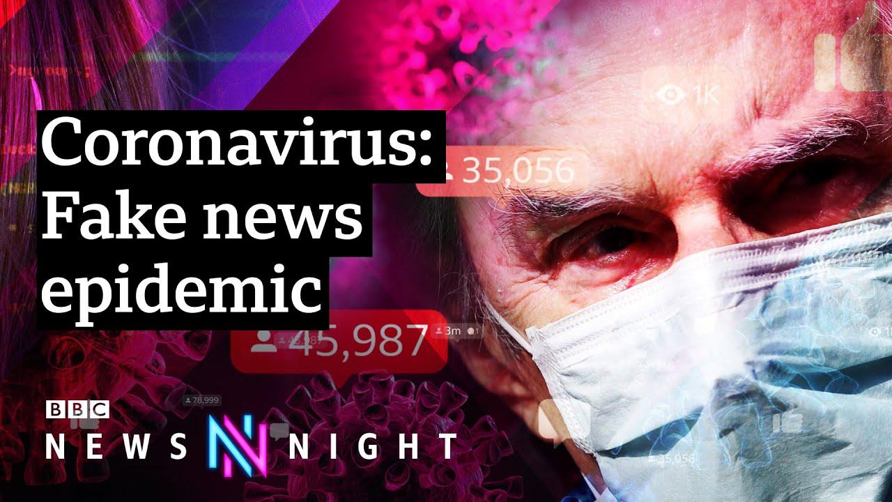 fake news sur le coronavirus
