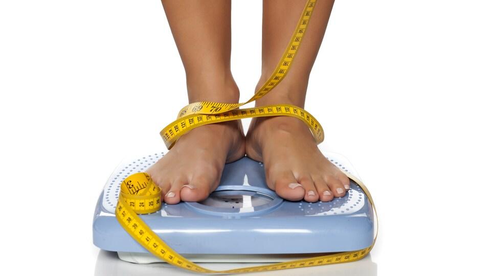 pourquoi prendre du poids sans manger