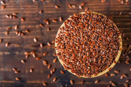 graines de lin et constipation