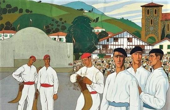 jeu de la pelote basque
